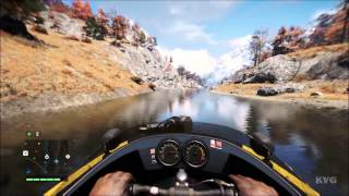 Far Cry 4 - Vehicle - Hovercraft Free Roam Gameplay (PC HD) [1080p]