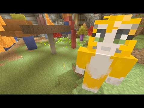 Minecraft Xbox - Cave Den - Magical Land (62)
