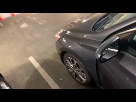 Fox Rental Cars 2018 Hyundai Elantra GT At SFO Airport