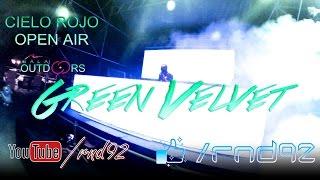 Green Velvet [VideoMix] @ Gala Outdoors/CieloRojoOpenAir, Córdoba, Argentina (23.11.2014)