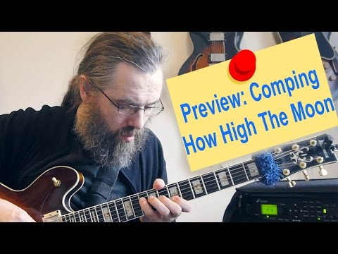WebStore Preview - Comping Etude - How High The Moon