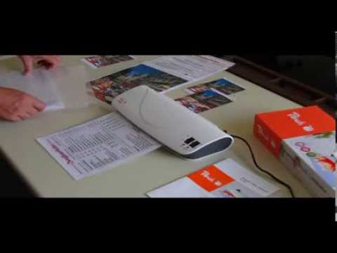 Peach A3 Office Laminator PL745
