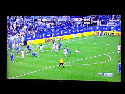 Chest bras version TVA Sport Impact de Montreal