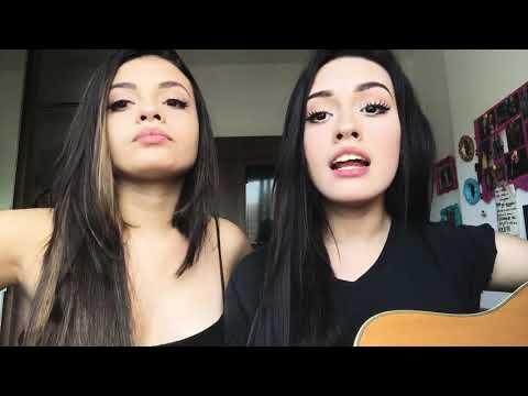 Deixa ela beijar - Kevinho feat Matheus e Kauan (Cover Carol e Vitória Marcilio)