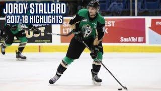 Jordy Stallard | 2017-18 Highlights