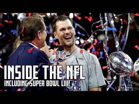 Inside the NFL - ALL Regular and Postseason New England Patriots Highlights