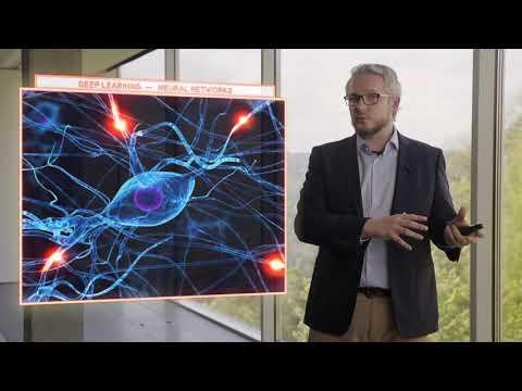 Damian Borth erklärt Künstliche Intelligenz