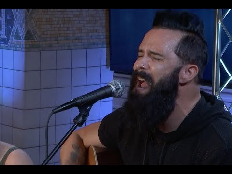 Watch SKILLET make you feel INVINCIBLE in this live performance