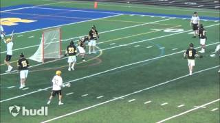 Alex Hornung 2016 Attackman Junior Year