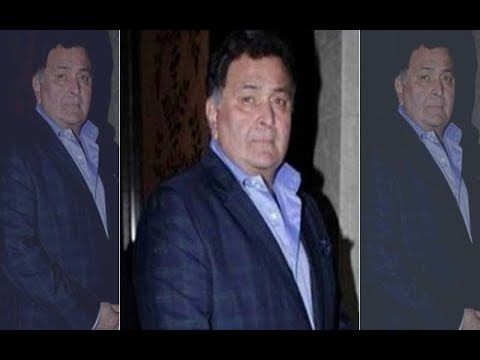 Here's What An Emotional Rishi Kapoor Asked After Spending 8 Months In New York Mp3