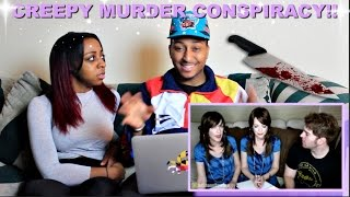 """""""SCARY CONSPIRACY THEORIES, JONBENET RAMSEY MURDER"""" By Shane Reaction!!"""
