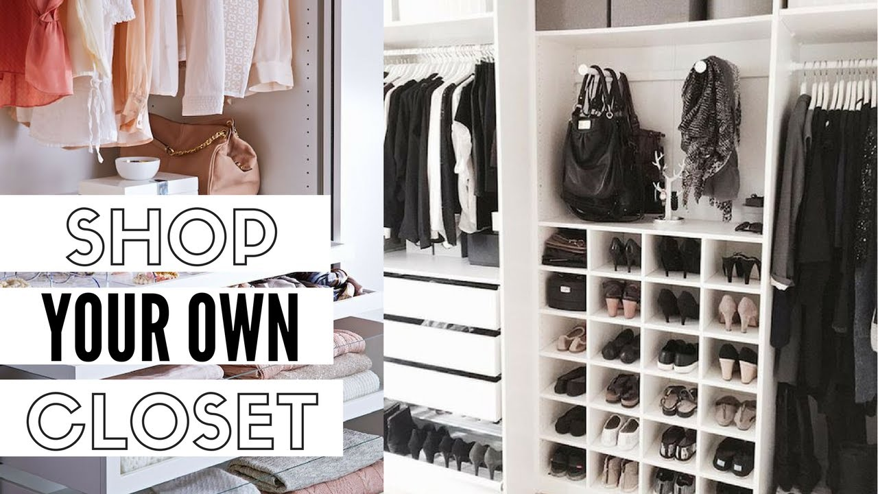 Shop Your Own Closet | How To Create Simple Outfits