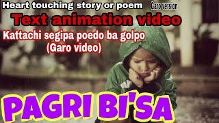 Pagri bi.sa / Garo text animation video/ von NANA ROKOM Kanal