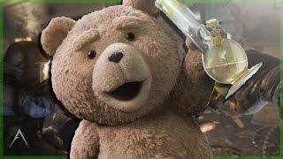 Ted Gets High on Rainbow 6!