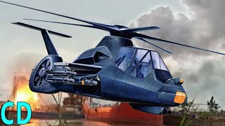 America's lost stealth helicopter - RAH 66 Comanche