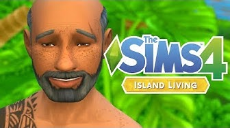 The Sims 4 Island Living Let's Play #2 | Making Kava