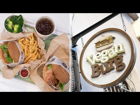 Veganburg New Vegan Restaurant In San Francisco