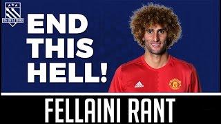 FELLAINI RANT! MAN UTD NEWS