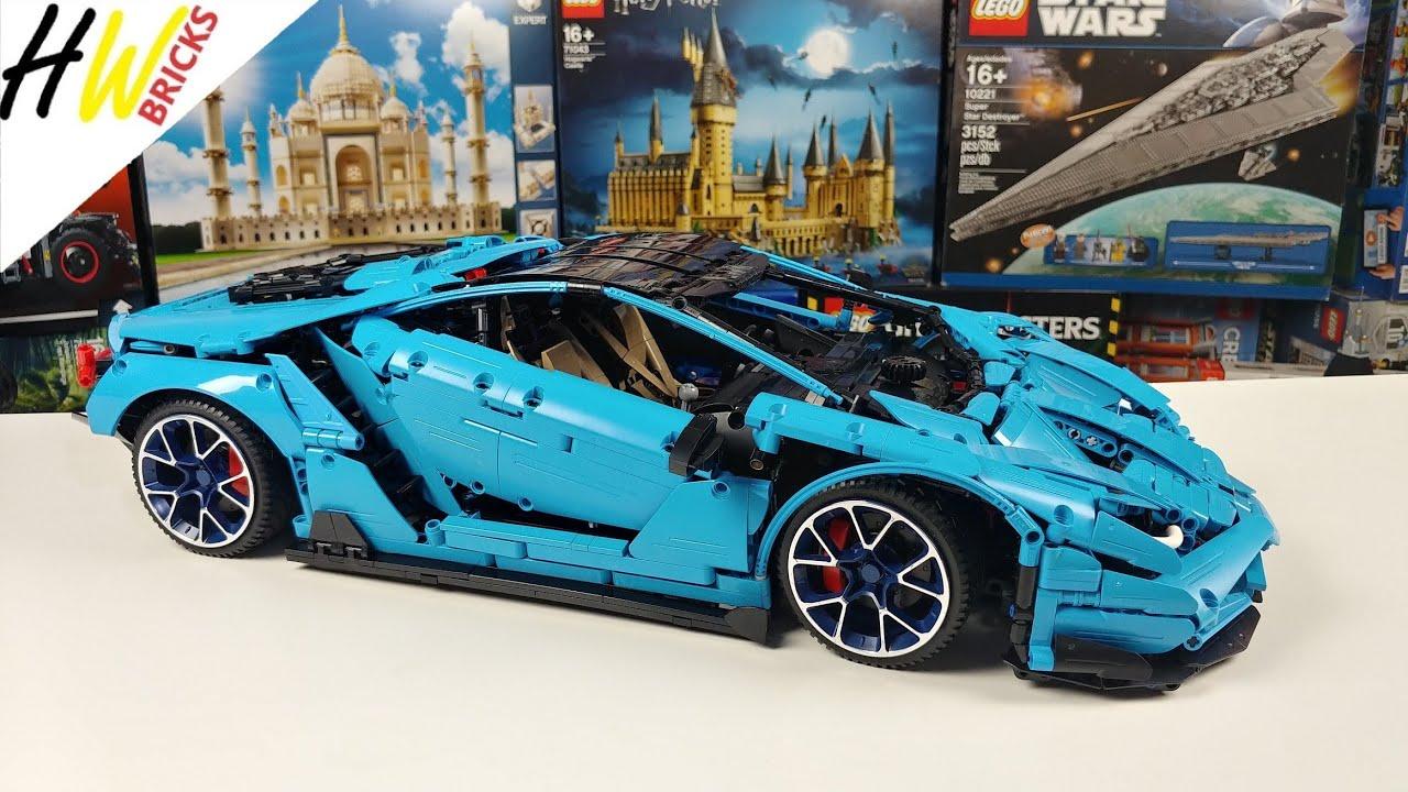 CaDA Master Series c61041 Lamborghini Centenario MOC Super Car von Designer T-LEGO