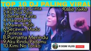 Kalia Siska Ft Ska 86 Full Album Terbaru | DJ Kentrung | Lagu Terbaik 2021