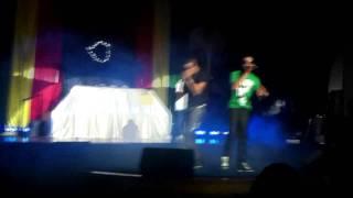 Bkay N Kazz - SEAN KINGSTON TOUR DAY 1 - ( Celebration Centre / LIVE Performance)