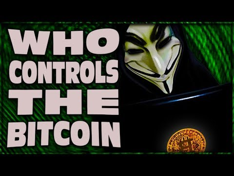SATOSHI NAKAMOTO CONTROLS BITCOIN OR THE ILLUMINATI (WHO MADE BITCOIN)