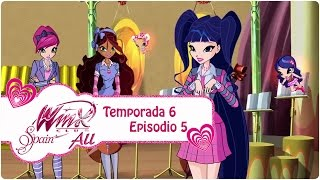 Winx Club - Temporada 6 Episodio 5 (Español Latino) - El Auditorio Dorado - COMPLETO