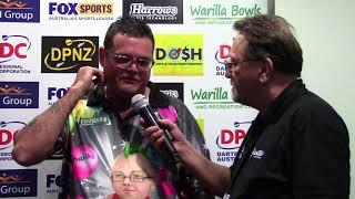 2018 Melbourne Darts Masters Night 1