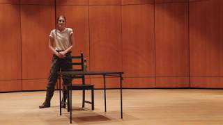 """Kyra Gusdal   """"Freak Out""""   by Zak Sandler - Musical Theatre"""