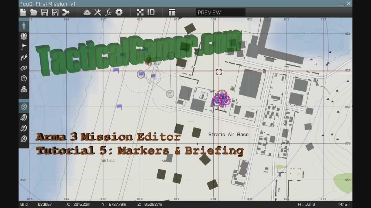 ArmA 3 Mission Editing Tutorials - Tactical Gamer