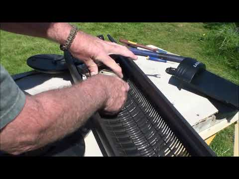 How to Clean and Oil the Lasko Tower Fan, Model number 2543