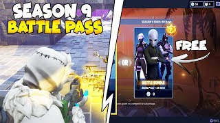 GET SEASON 9 BATTLE PASS FREE NOW! (Scammer Gets Scammed) Fortnite Save The World