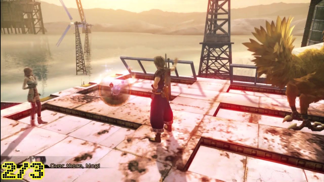 Final Fantasy Xiii 2 Fragment Locations Oerba 200 Af Htg