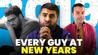 Every Guy At New Years | MangoBaaz