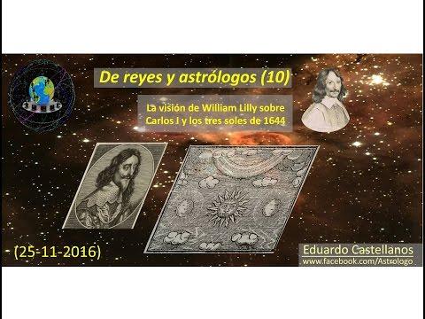 De reyes y astrólogos (10)  -  William Lilly, Carlos I y los tres soles de 1644