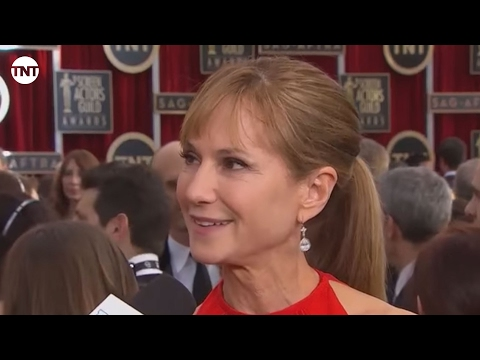 Holly Hunter | Red Carpet | SAG Awards