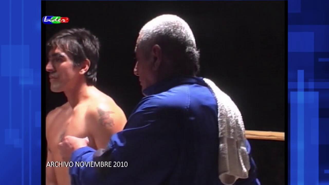 BOXEO  JUAN MANUEL ESCALANTE VS  JUAN RAMON GALARCE   ARCHIVO NOVIEMBRE DE 2010