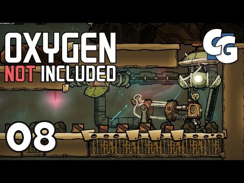 Oxygen Not Included - Ep. 8 - Hydrogen Generator Setup - Oxygen Not Included Alpha Gameplay