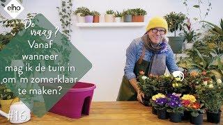 elho Plant hacks #16 tuin zomerklaar maken