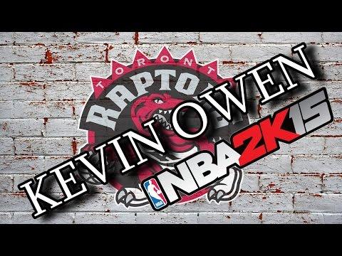 NBA 2K15 en Directo   Kevin Owen con los Raptors   Contrato de temporada