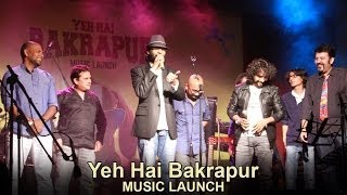 Agnee And Indian Ocean Bands Launch Music Of YEH HAI BAKRAPUR