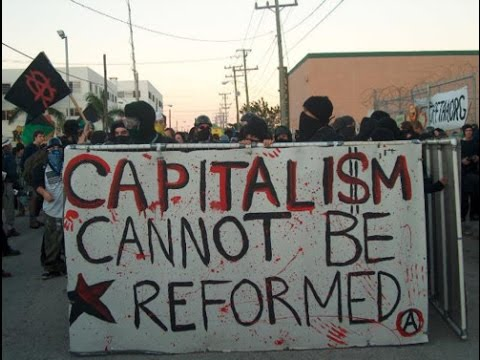 Caller: Unregulated Capitalism will Destroy Democracy...