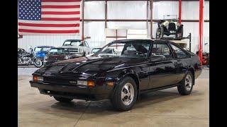1982 Toyota Celica Supra Test Drive