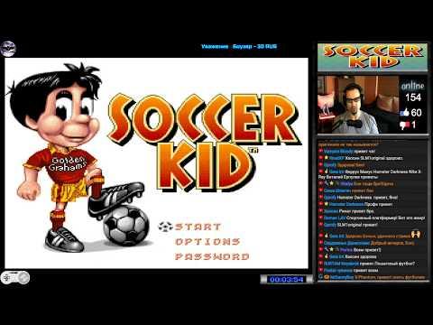 Soccer Kid прохождение 100% [Best Ending] | Игра на (SNES, 16 Bit) 1993 Стрим RUS