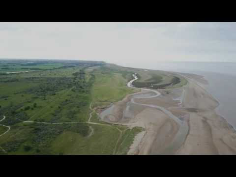 I visit Gibraltar Point with my drone!