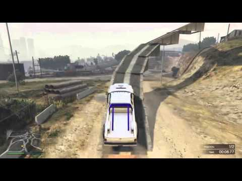 Back on Track Streaming playlist GTA 5 On My Own (Dutch)