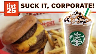 25 Unbelievable Fast Food Hacks! Part 2