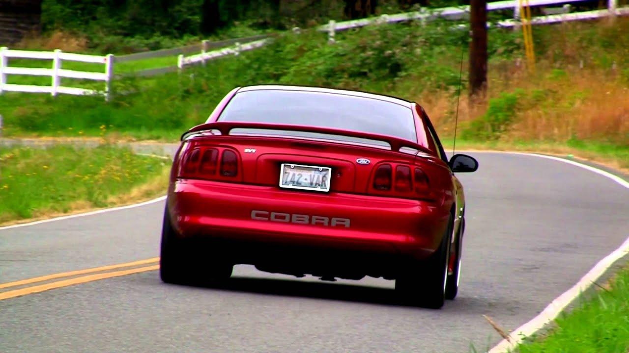 1996 cobra exhaust