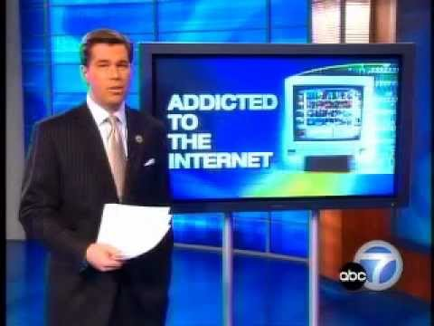 Internet Addiction - Are you Addicted? Dr. Sheri Meyers on ABC News