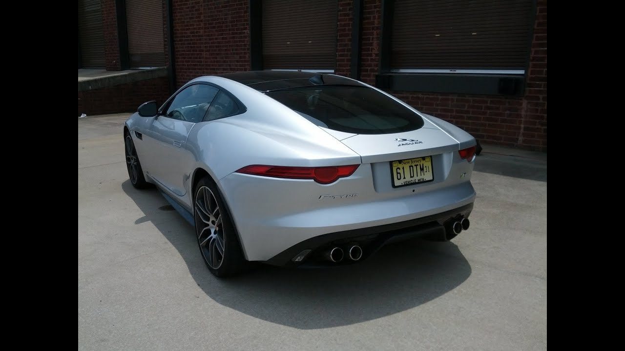 f up first impressions type of coupe tag revved price jaguar